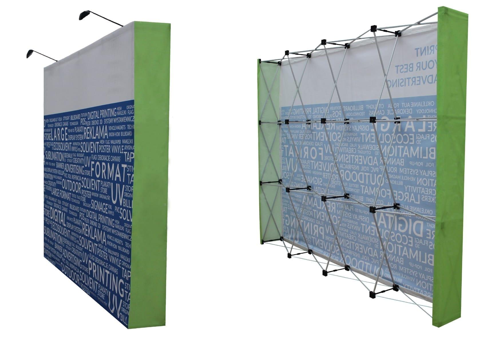 Messevegg - Allprofil AS - Trykksaker - Profilering - Klær - Digital skilting - Tjenester - Kontakt