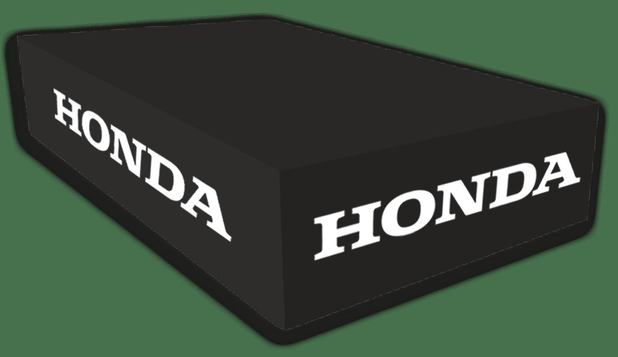 Eksempelbilde av Honda palletrekk - Allprofil AS - Trykksaker - Profilering - Klær - Digital skilting - Tjenester - Kontakt